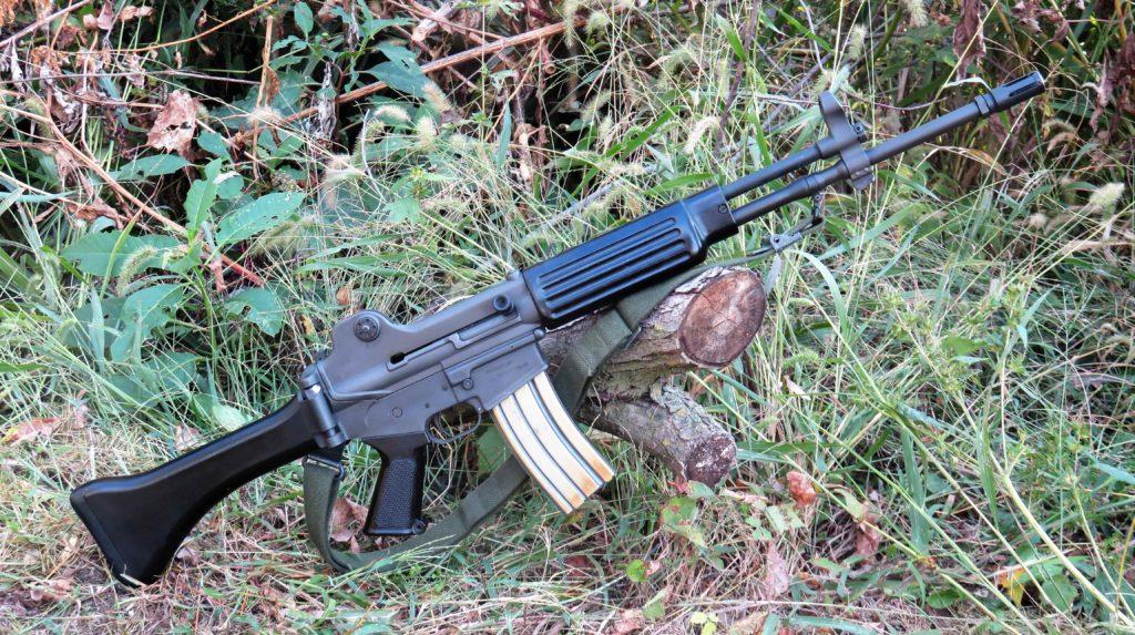 fusil d'assaut Daewoo K2