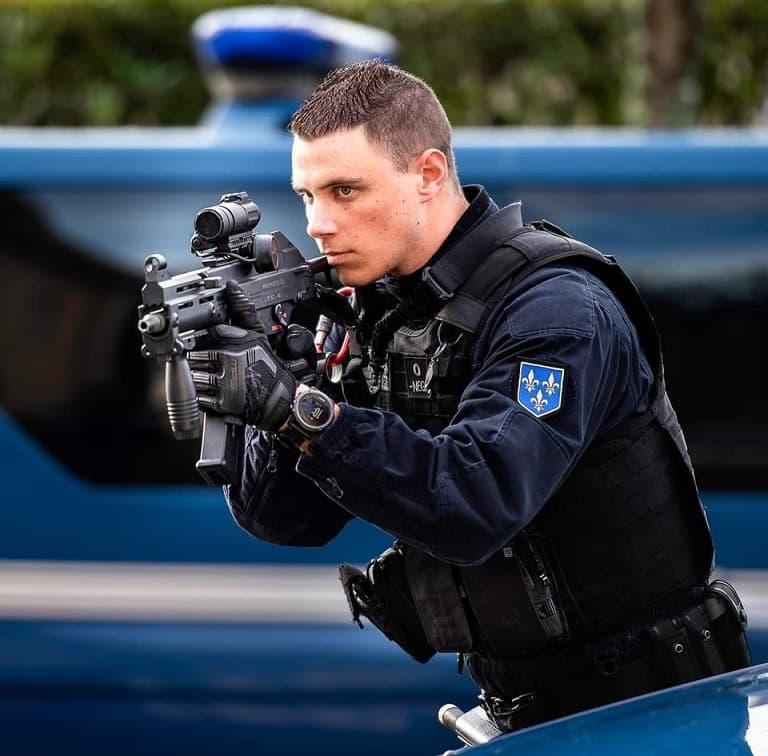 Gendarme du psig ump 9