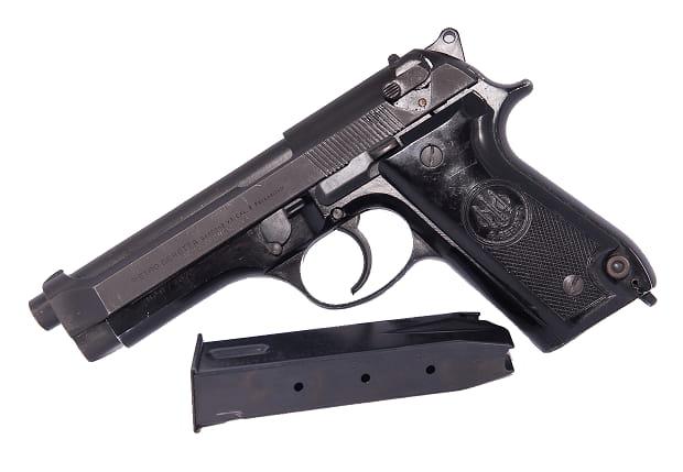 pistolet beretta 92s
