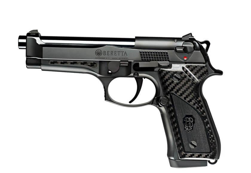 beretta 92 fusion black